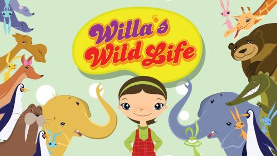 Willa y los animales