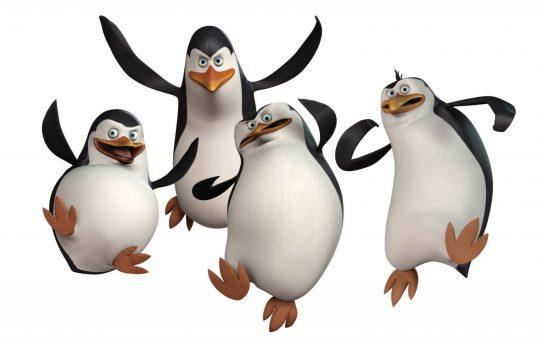 Nickelodeon estrena la serie Pingüinos de Madagascar