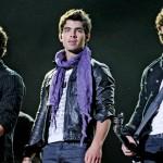 Poster de la gira de conciertos de los Jonas Brothers en México