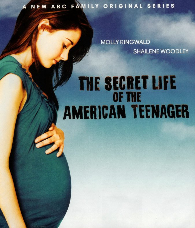poster secret life of the american teenager