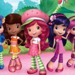 Rosita fresita, la serie animada