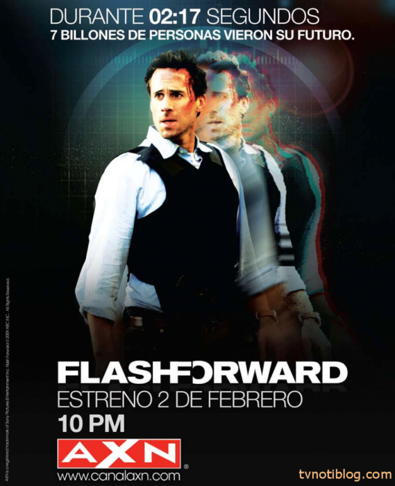 flashforward primer temporada