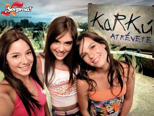 Teleserie chilena Karkú