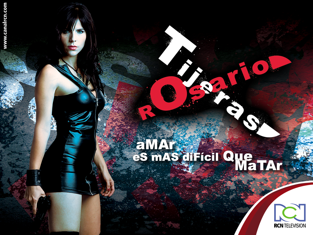 Trailer y poster de la serie colombiana Rosario Tijeras