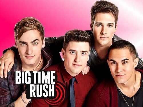 Nickelodeon estrena la serie Big Time Rush