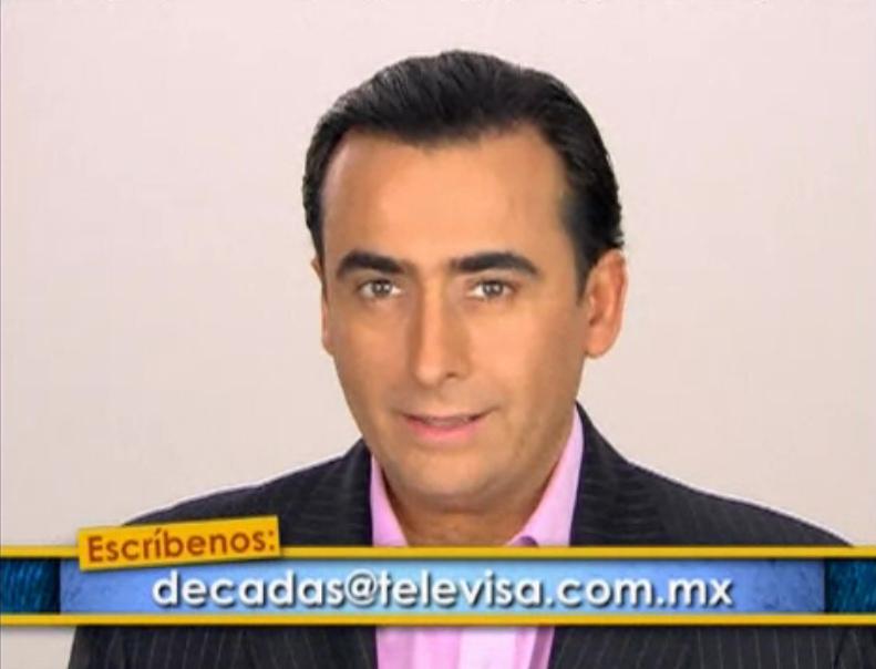 Décadas, nuevo programa de Televisa