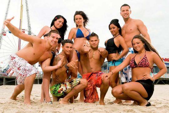 MTV Latinoamérica estrena el reality Jersey Shore