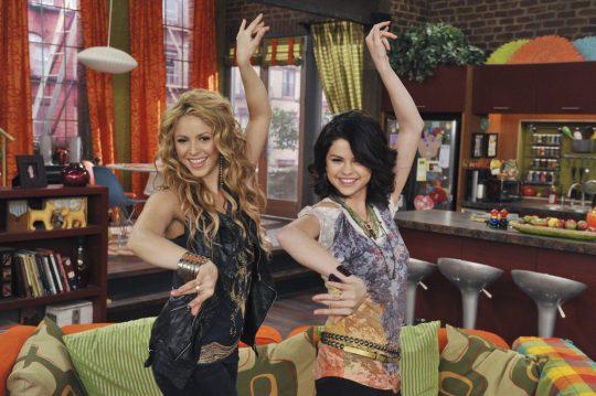 Shakira en la serie Los Hechiceros de Waverly Place