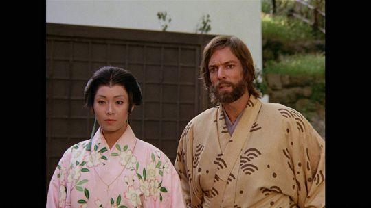 Miniserie Shogun por el canal TCM