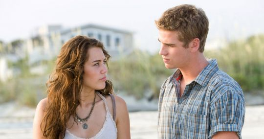 La última canción (The Last Song) con Miley Cyrus