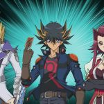 Poster de Yu-Gi-Oh! 5D's