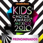 prenominados kids choice awards mexico