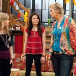 Jane Lynch con participación especial en iCarly