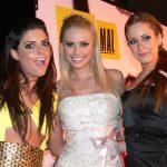 Promocionales y fotos de la telenovela Niñas mal de MTV