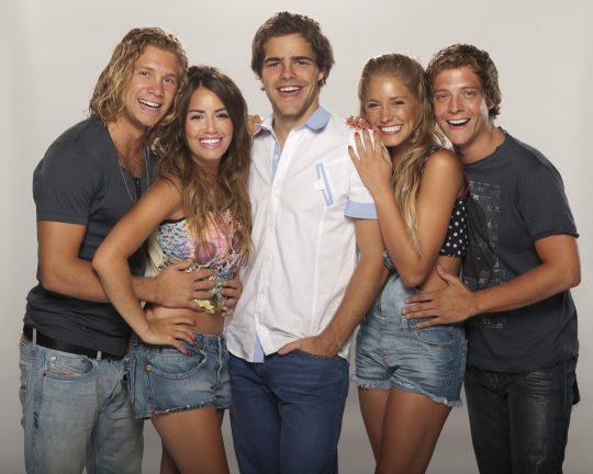 Foto de los nuevos TeenAngels