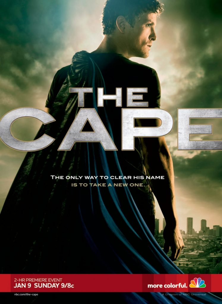 Poster serie The Cape