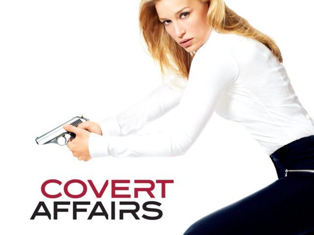 AXN Series de Estreno: Covert Affairs