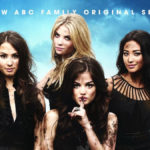 Promocionales de Pretty Little Liars, serie de estreno en Boomerang