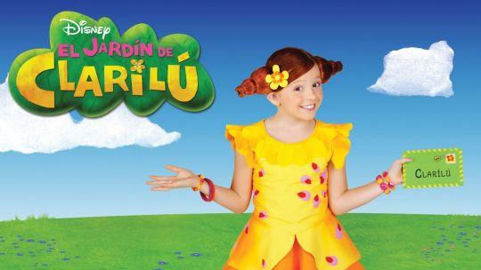 Conoce al elenco de El jardín de Clarilú