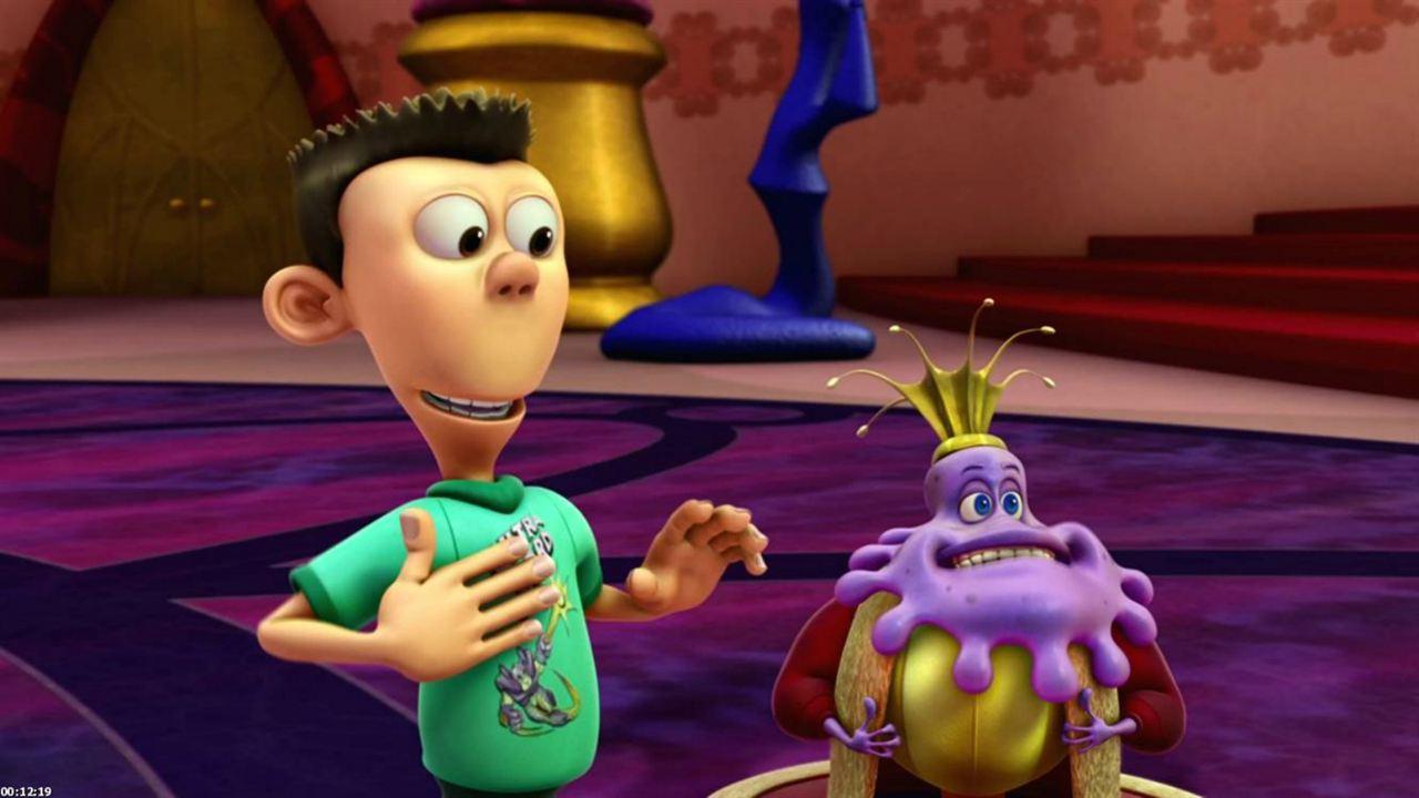 Nickelodeon estrena la serie Planeta Sheen