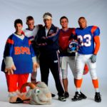 MTV estrena la serie Blue Mountain State