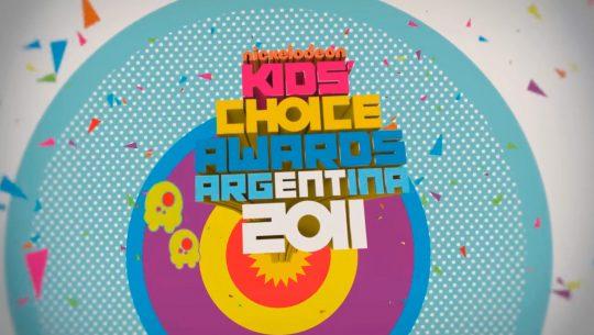 Argentina también tendrá edición de los Kids Choice Awards