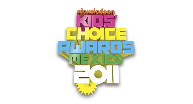logo kids choice awards mexico 2011