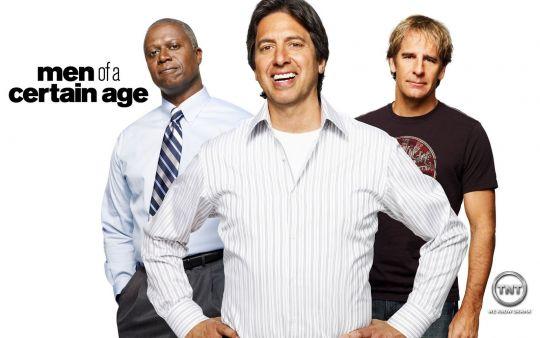 Temporadas de Estreno: Segunda temporada de Men of Certain Age en Warner Channel