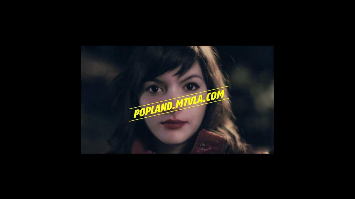 Popland: Primer promocional de la telenovela – Sara Cobo (Carla)