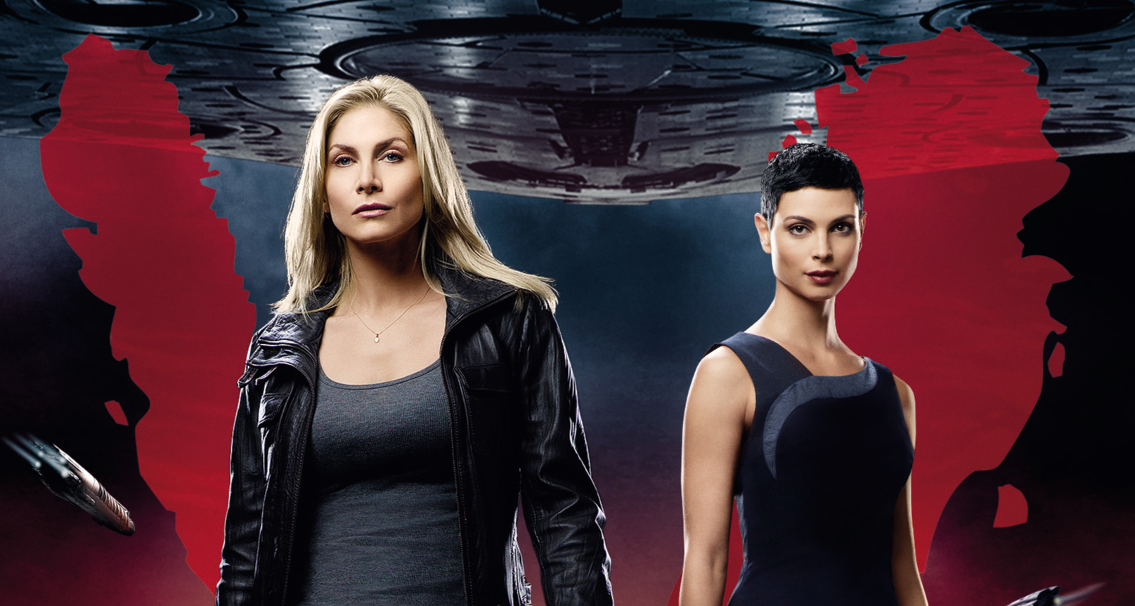 Warner Channel estrena segunda temporada de V