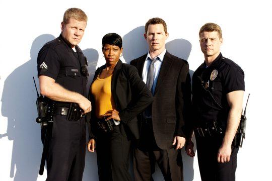 Tercera temporada de la serie Southland