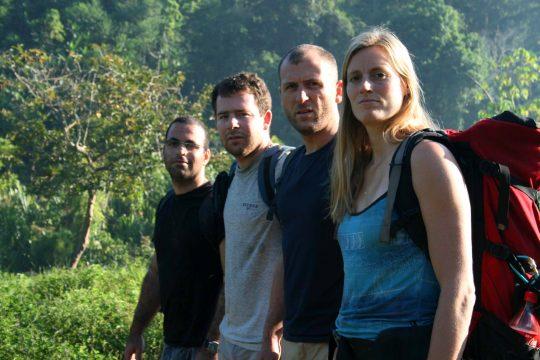 Infinito estrena el documental Mi secuestrador y Yo (My Kidnapper and me)