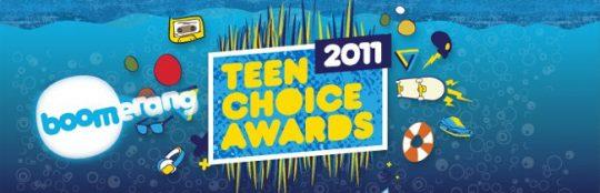 Horarios de transmisión de los Teen Choice Awards en Boomerang