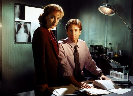 TCM retransmitirá la serie Los expedientes secretos X (X-Files)