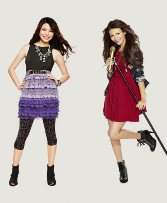 icarly - victorious