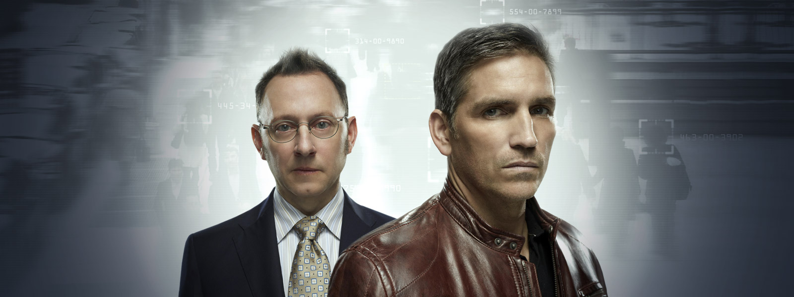 Warner Channel, póster de Person of Interest
