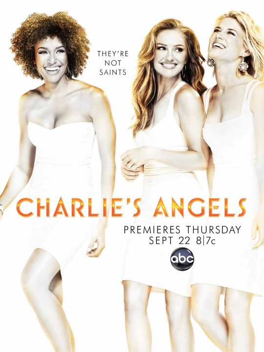 Cinemax estrena la serie Charlie's Angels