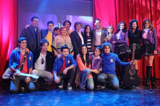 Foto del elenco de Miss XV