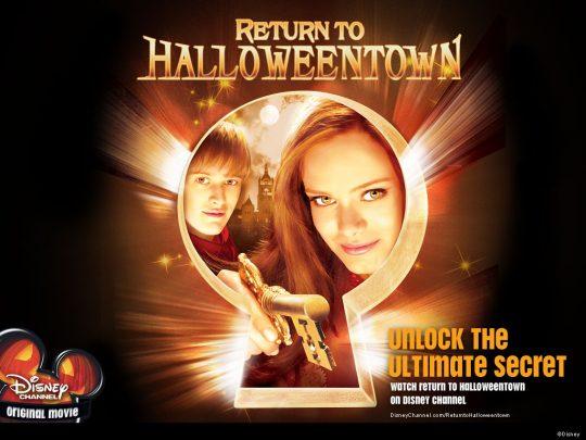 regreso a halloweentown