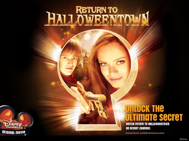 regreso a halloweentown