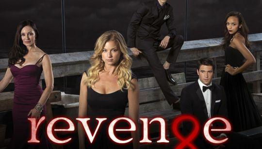 Canal Sony estrena la serie Revenge