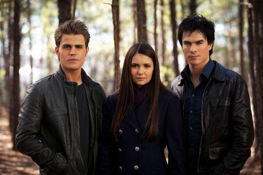 Warner Channel transmitirá maratón de la primera y segunda temporada de The Vampire Diaries
