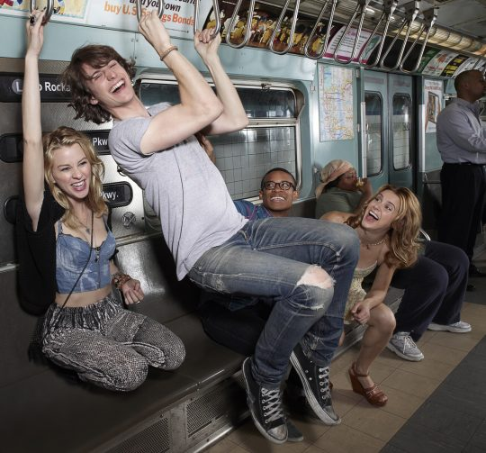 MTV Latinoamérica estrena la serie Sin Pantalones (I Just Want My Pants Back)