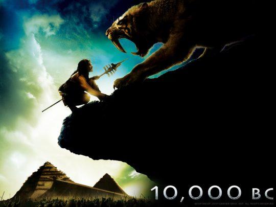 Posters de la película 10,000 AC