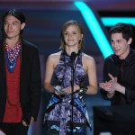 Ganadores MTV Movie Awards 2012