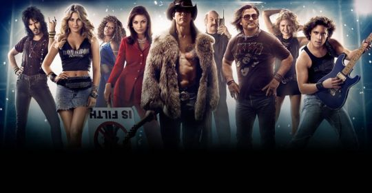 Warner Channel transmite Behind the Dream: Rock of Ages