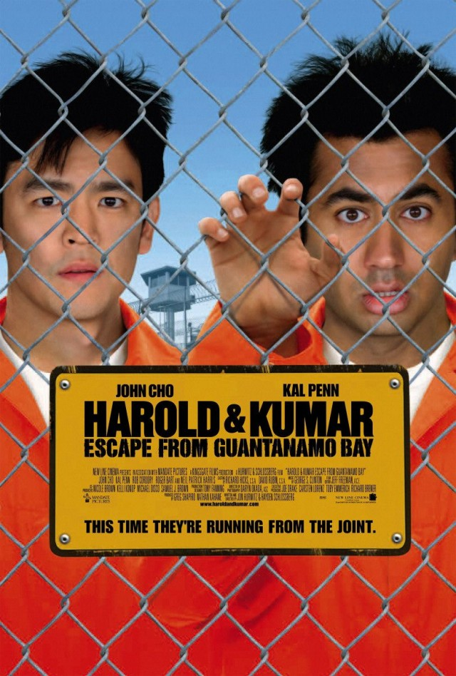 Escape from Guantanamo Bay