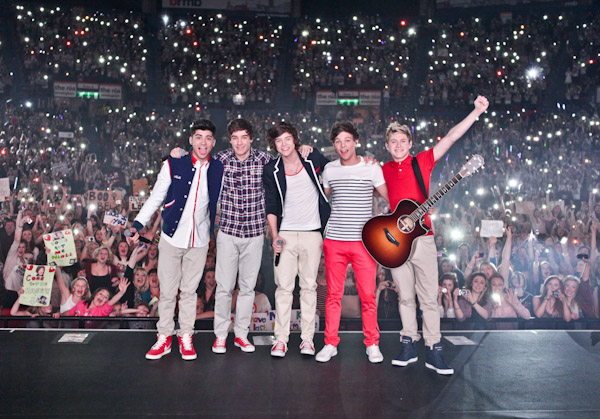one direction nick