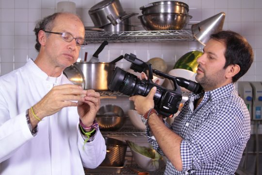 Diario de un cocinero de Once TV reconocido en los Travel + Leisure Gourmet Awards