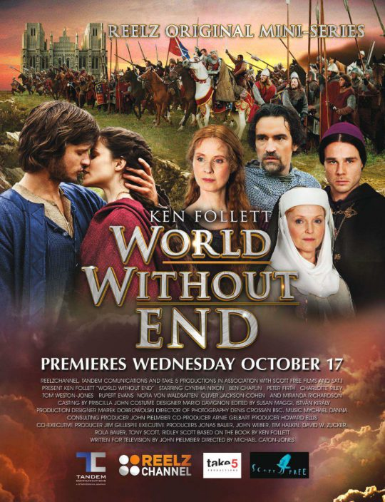 Poster serie World Without End